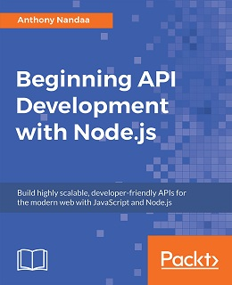 Beginning API Development with Node.js