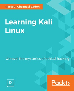 Learning Kali Linux [Video]