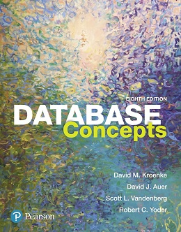 Database Concepts, 8th Edition