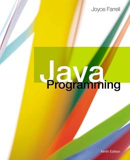 Java Programming, 9th Edition