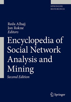 Encyclopedia of Social Network Analysis and Mining, 2nd Edition