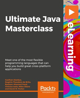 Ultimate Java Masterclass [eLearning]